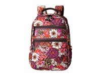 Vera Bradley Tech Backpack Rosewood Backpack Bags Red