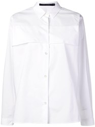 Sofie D'hoore Booster Shirt White
