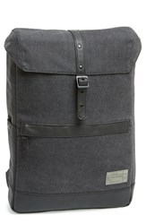 Men's Hex 'Alliance' Water Resistant Backpack Grey Charcoal