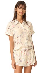 Morgan Lane Tami Pj Top Misty Rose