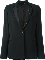 Paul Smith Ps By Heart Detail Blazer Black