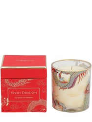 Shanghai Tang Vivid Dragon Scented Candle Multicolor