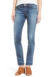 Hudson Jeans Women's Riley Relaxed Straight Leg