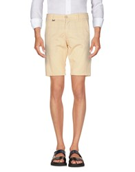 Liu Jo Man Bermudas Light Yellow