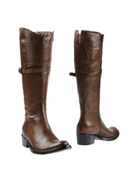 Progetto Boots Brown