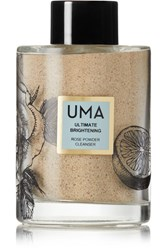 Uma Oils Ultimate Brightening Rose Powder Cleanser Colorless