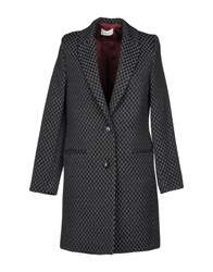 Vicolo Coats Steel Grey