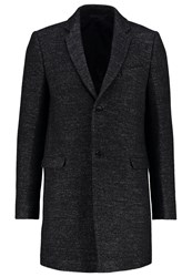 Folk Three Four Classic Coat Charcoal Anthracite