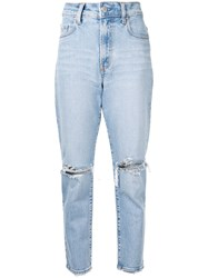 Nobody Denim Frankie Straight Leg Jeans 60