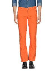 Ice Iceberg Casual Pants Orange