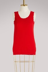 Barrie Cashmere Tank Top 494 New Valentino