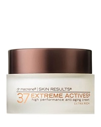 Dr Macrene 37 Extreme Actives High Performance Anti Aging Cream No Color