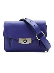 Mara Mac Crossbody Bag Blue