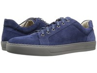 Kenneth Cole Reaction Sky High Laguna Men's Lace Up Casual Shoes Blue