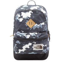 The North Face Psychedelic Camo Berkeley Backpack Black