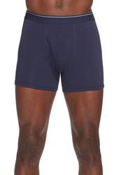 The Rail Modal Blend Boxer Briefs Navy