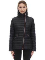 Emporio Armani Mountain Down Jacket Black