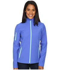 Spyder Fresh Air Softshell Jacket Bling Women's Coat Silver