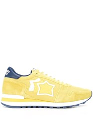 Atlantic Stars Antares Sneakers Yellow
