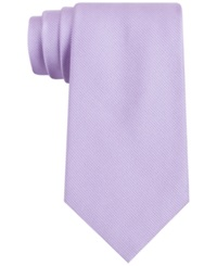 Club Room Spartan Solid Tie Lilac