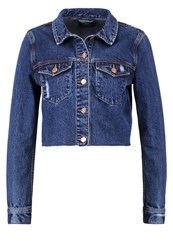 Dr. Denim Dr.Denim Jeanie Jacket Mid Retro Rid Blue Denim