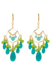 David Aubrey Earrings Turquoise