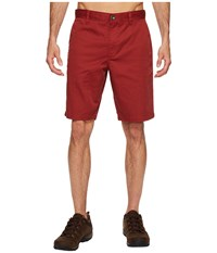 Rvca The Week End Shorts Rosewood Men's Shorts Red