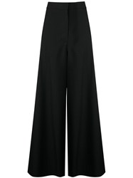 Vera Wang Wide Leg Pants Black