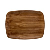 Magpie The Modern Home Wood Tray Walnut Medium