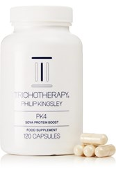 Philip Kingsley Pk4 Soya Protein Boost 120 Capsules One Size Colorless
