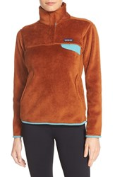 Patagonia Women's 'Re Tool' Snap Pullover