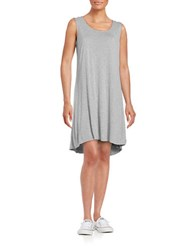 Bench Asymmetrical Shift Dress Grey