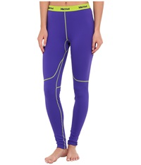 Marmot Thermalclime Sport Tight Electric Blue Women's Casual Pants