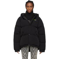 Misbhv Black Down Europa Jacket