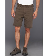 Prana Bronson Short Mud Men's Shorts Taupe