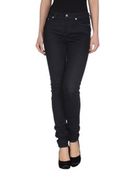 Blk Dnm Denim Pants Blue