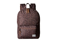 Herschel Settlement Youth Leopard Backpack Bags Animal Print