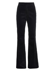 Giambattista Valli Jumbo Corduroy Flared Trousers