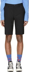 J.W.Anderson Jw Anderson Black Suiting Shorts