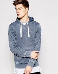 Another Influence Overhead Burnout Hoodie Blue