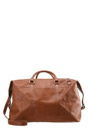 Sandqvist Jordan Weekend Bag Cognac