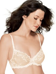 Wacoal Embrace Lace Underwired Bra Nude
