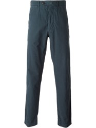 Officine Generale Classic Chinos Blue