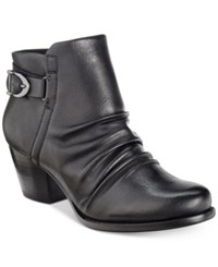 Bare Traps Reliance Booties Women's Shoes Black
