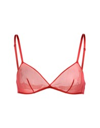 Laura Urbinati Bras Red