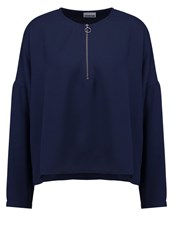 Noisy May Nmluzia Blouse Navy Blazer Dark Blue