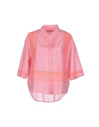 Paul And Joe Sister Shirts Shirts Women Fuchsia