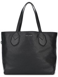Marc Jacobs Reversible Shopping Tote Black