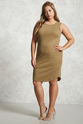 Forever 21 Plus Size Bodycon Dress