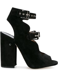 Laurence Dacade Nelen Buckled Sandals Black
